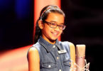 Arya, 10, is one of 36 kids competing in the spelling bee. Photo: Network Ten