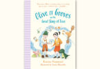 Olive of Groves and the Great Slurp of Time book cover. Image: HarperCollins