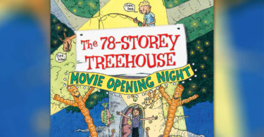 The 78-Storey Treehouse book cover. Image: Pan Macmillan