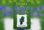 Diary of a Minecraft Zombie: A Scare of a Dare book cover.