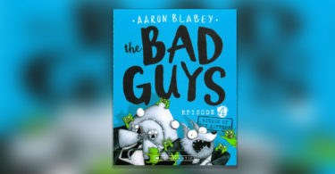 The Bad Guys: Episode 4 book cover.