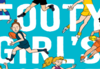 A Footy Girl's Guide to the Stars of 2017 book cover. Image: Black Inc Books