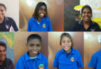 Young Aboriginal people had a say in how to close the gap between Indigenous and non Indigenous Australians.