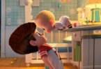 A scene from The Boss Baby movie. Image: 20th Century Fox