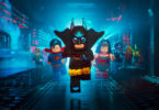 Batman sprinting in a scene from The Lego Batman Movie. Image: Warner Bros. Pictures
