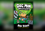 Dog Man Unleashed book cover. Image: Scholastic