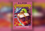 Goosebumps, Egg Monsters from Mars book cover. Image: Scholastic
