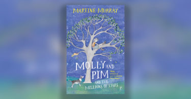 Molly and Pim and the Millions of Stars book cover. Image: Text Publishing
