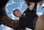 """""""It is one of those rides that you hope never ends."""" @AstroPeggy tweeted to mark her record-breaking stay on the International Space Station. Photo: NASA"""