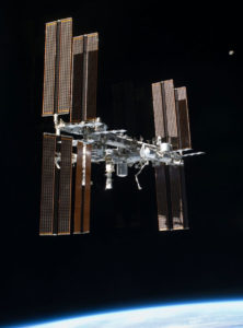 The International Space Station. Photo: NASA