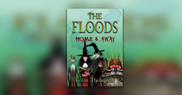 The Floods, Home And Away book cover.