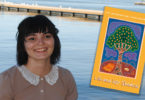 Laura Dudgeon's first book, Lilli andher Shadow, was published when she was a teenager. Photo supplied