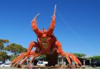 Larry the Big Lobster at Kingston SE in South Australia. Photo: Alpha, Flickr