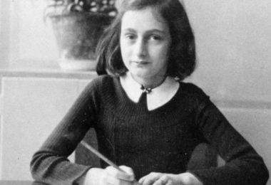 On June 12, 1942, a 13-year-old Jewish girl named Anne Frank, who was living in Amsterdam, began to write in a diary.