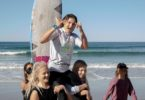 Sophia Chapman was in stand-out form at the NSW Junior Surfing Titles in Port Macquarie from July 14 to 20. Photo: Ethan Smith, Surfing NSW