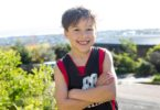 Vann Owen, 8, is a very 'typical' Australian kid, according to the 2016 Census. Photo: Elizabeth Clancy