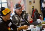 Elders Uncle Ronald Heron and Aunty Carmel Charlton will be talking about bush food and medicines at this year's family fun day at Redfern. Photo: NISEP