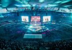 The World Championships Final of 'League of Legends' at the stadium of the Beijing Olympics in China on November 4, 2017. Photo: LoL Esports