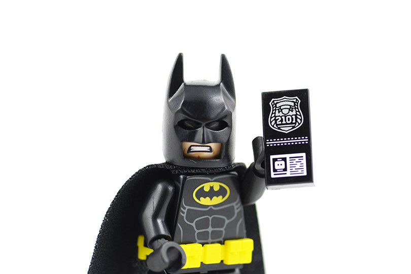 June 22, 2017 - Off-duty police officer Damon Cole, while dressed as Batman, stopped a thief at Walmart in Texas. The thief was trying to steal was four DVDs, one of which was the Lego Batman Movie. Photo: Sean Romero 'The Short News'