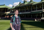 League of Legends gamer and esports team founder Nathan Mott at the SCG. Photo: Gregg Porteous