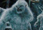 Yeti movie the mummy.